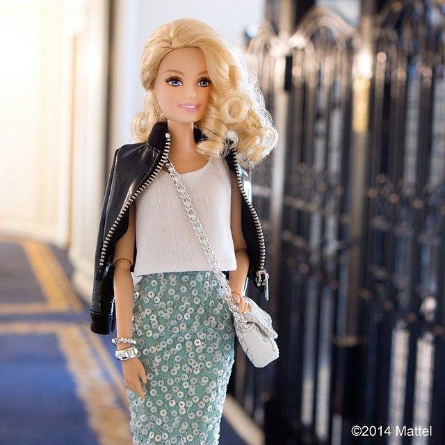 Instagram Post By Barbie Barbiestyle Ootd Dolls And Barbie Doll