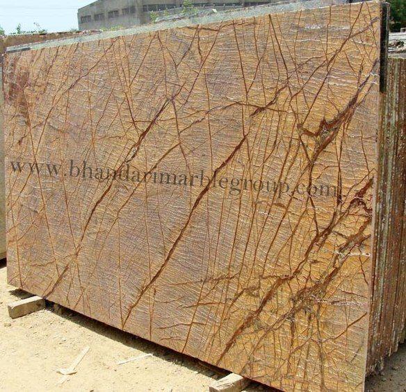 Rainforest Brown Wall Cladding Designs Marble Price Cladding Design