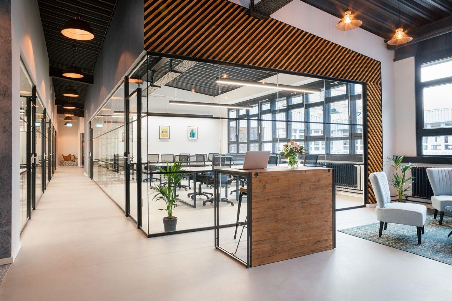 Inside Techspace's Sleek New Berlin Coworking Space ...