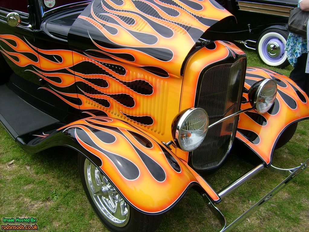 Street Rod Flames Thread Flames! Flames, Motorcycle