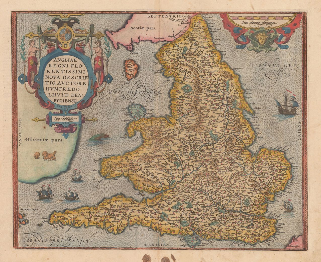 Fantasy map old english map Google