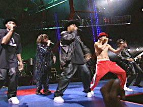 Kid Rock Joined Run Dmc And Aerosmith For Walk This Way In 1999 Vma Walk This Way Run Dmc