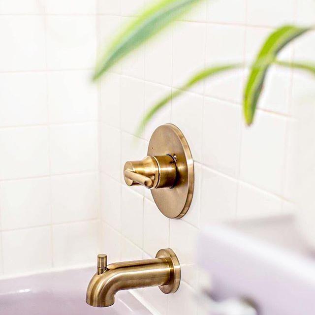 Champagne Bronze Bathroom Faucet Delta Faucet Trinsic Tub Filler