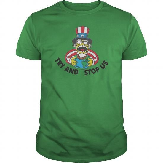 Try us Independence Day 2016 T Shirts, Hoodies. Get it here ==► https://www.sunfrog.com/Holidays/Try-us--Independence-Day-2016-Green-Guys.html?57074 $19