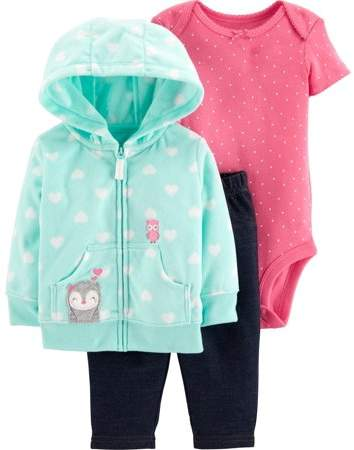 ad31145cb9dc Carter s Child of Mine by Hooded Cardigan