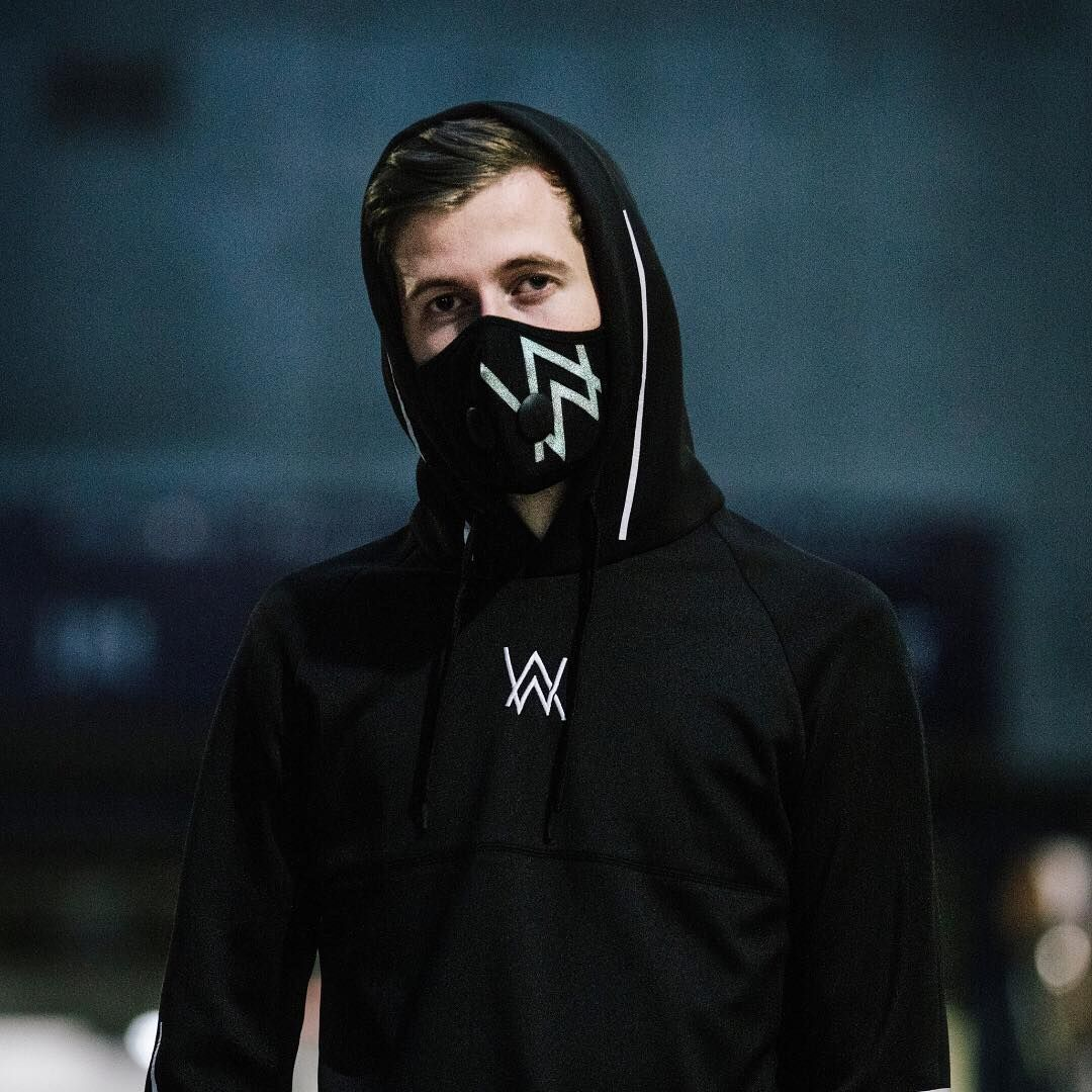 To Celebrate The Launch Of The Alan Walker Ft Airinum Mask We Are