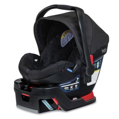 Britax B Safe 35 Xe Series Infant Car Seat In Black Buybuybaby Com Will Work For Newborn And S Baby Car Seats Britax Infant Car Seat Safest Car Seat Infants