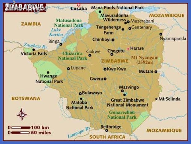 awesome Zimbabwe Map Tours Maps Pinterest Zimbabwe and Cappadocia
