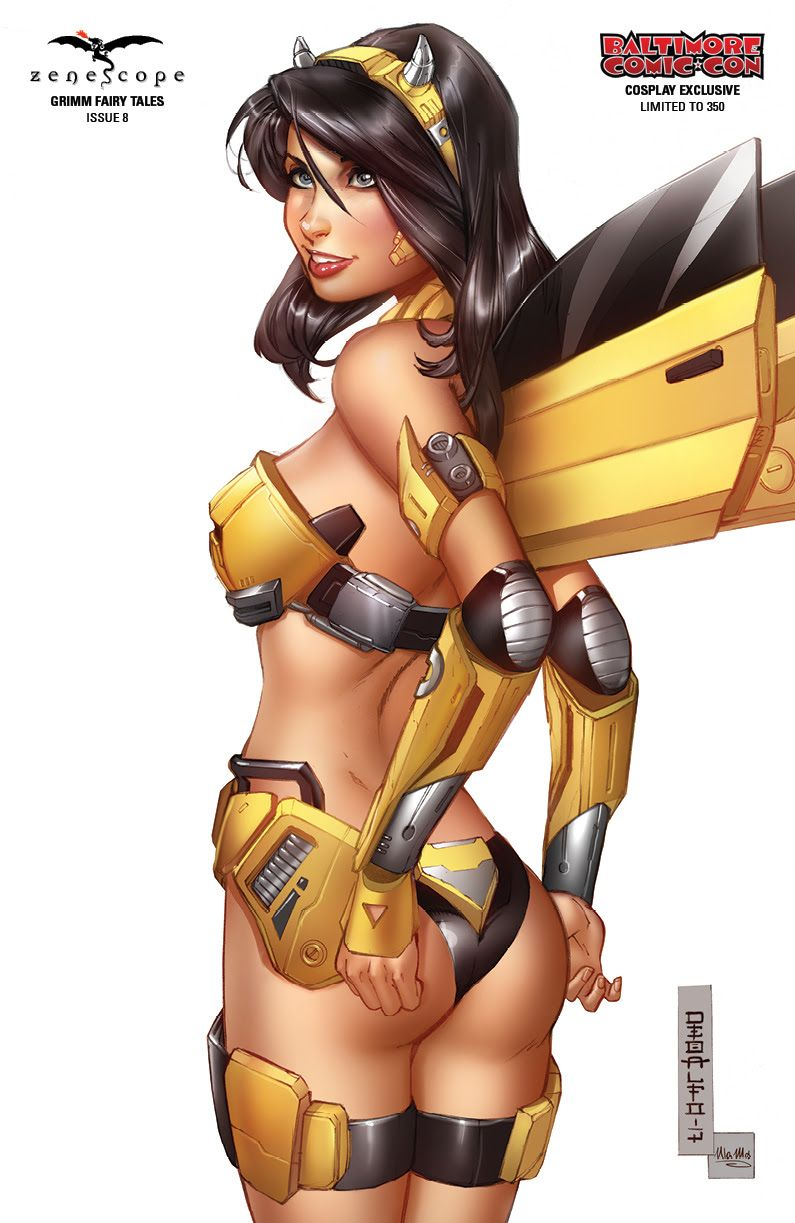 or better NM Grimm Fairy Tales Presents Wonderland 10 Cover A