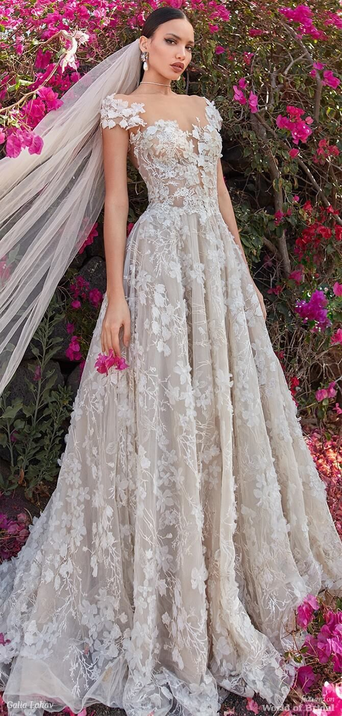 Galia lahav fall wedding dresses