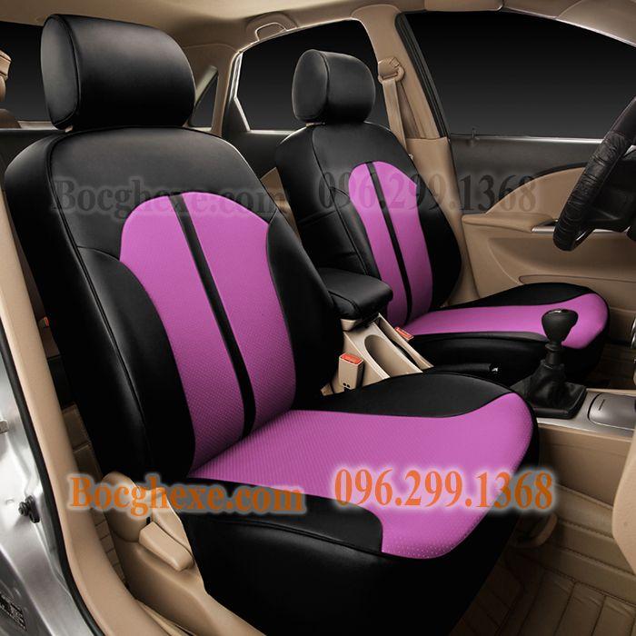 Bọc ghế da xe MERCEDES-BENZ CLS CLASS - BỌC GHẾ XE
