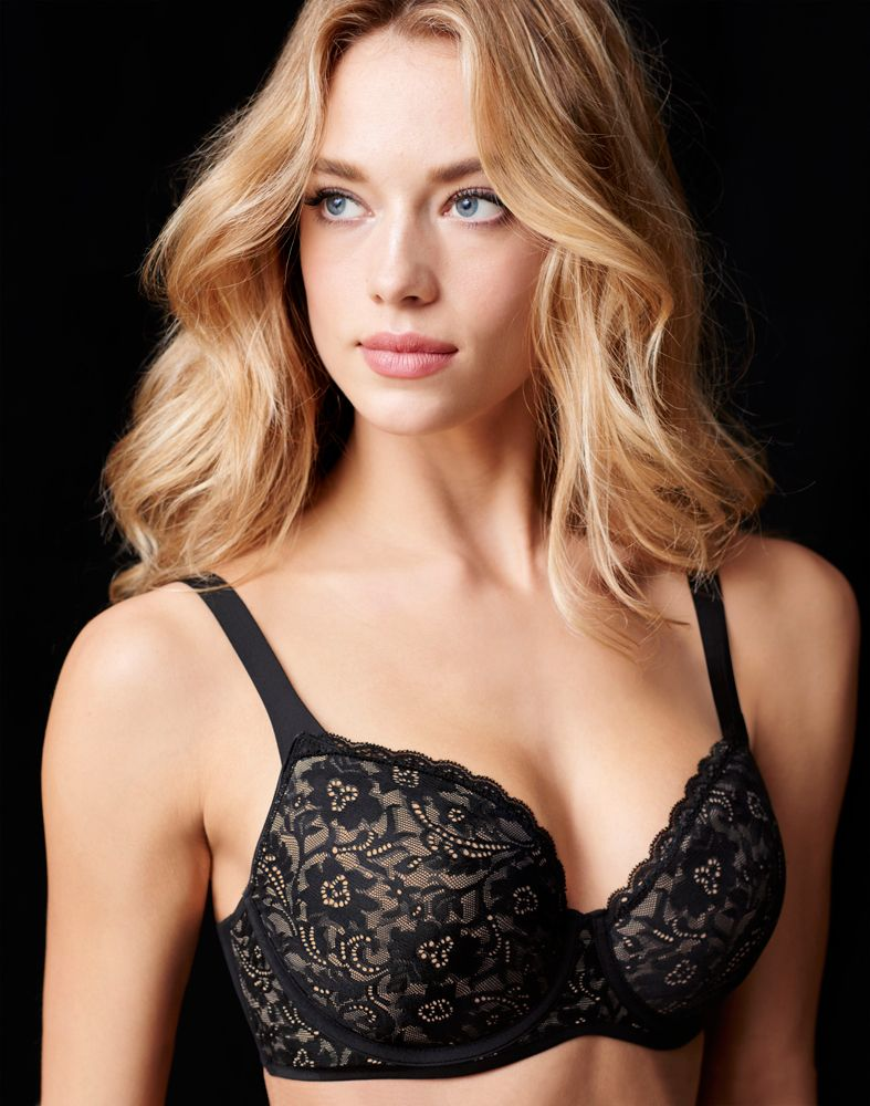Unlined Full Coverage Bra | Products, Bras and Full coverage bras