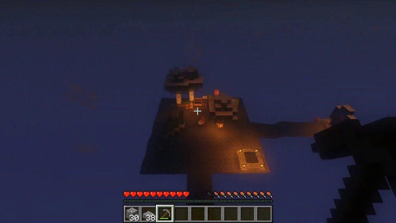10 Ideas De Minecraft Skyblock Minecraft Lingotes De Oro Construir Una Casa