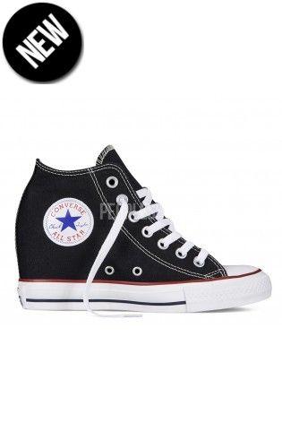 rialzo scarpe converse
