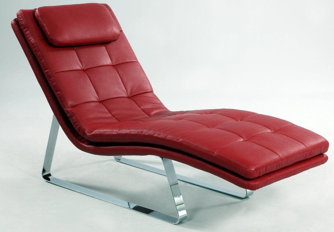 Corvette Chaise Lounge Living Rom