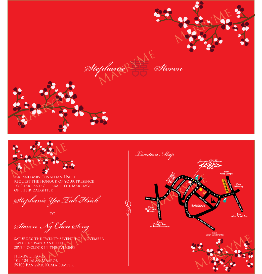 Invitation: Free Download Chinese Wedding Invitation Template ...