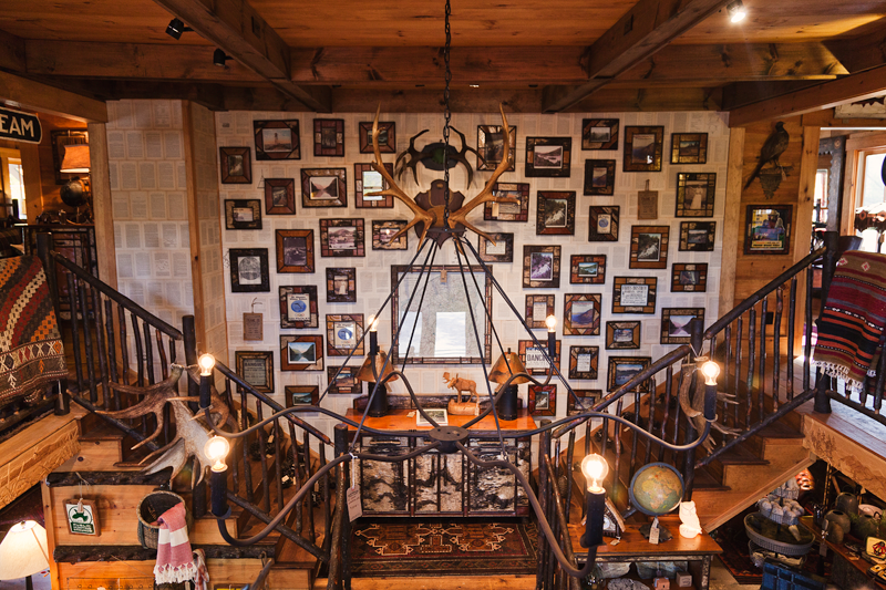 Elegant Dartbrook Rustic Goods | Keene, NY   Image Source: Www.sending Postcards