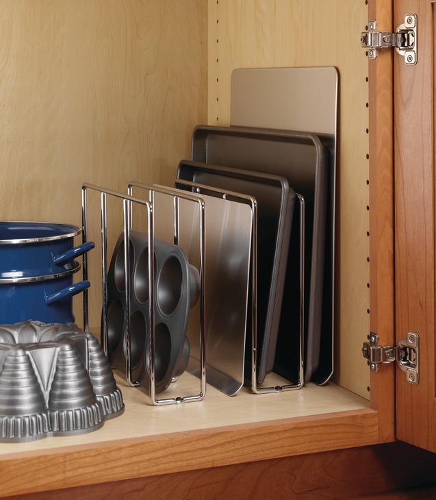 Cookware Holder by Hafele #cabinetorganizers