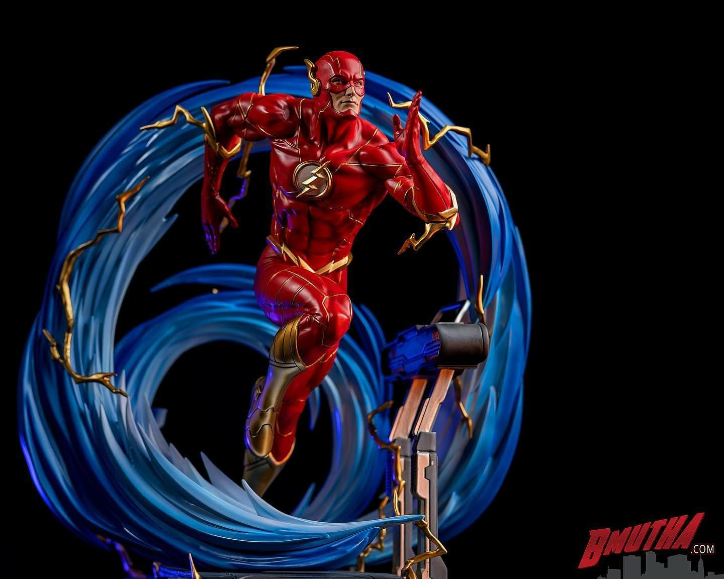 The Fastest Man Alive Dc Comics Artwork Dc Comics Art Dc Comics Heroes