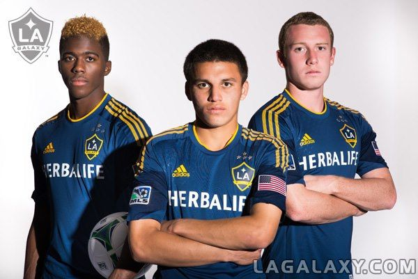 La Galaxy 2013 Adidas Away Jersey Football Fashion Org La Galaxy Jersey Galaxy