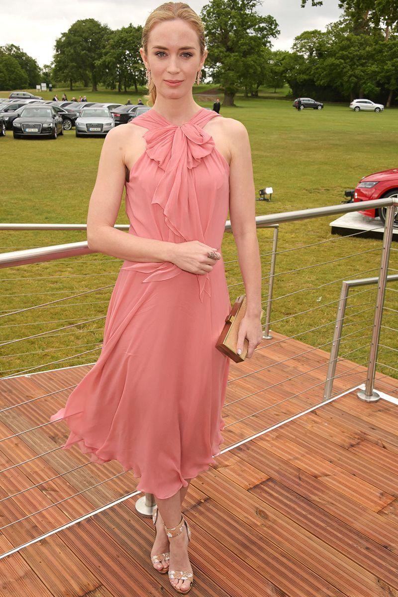 Las mejor vestidas de la semana | Pinterest | Emily blunt, Jenny ...