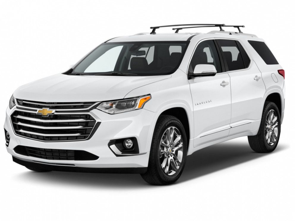 2020 Chevrolet Traverses In 2020 Chevrolet Traverse Chevrolet