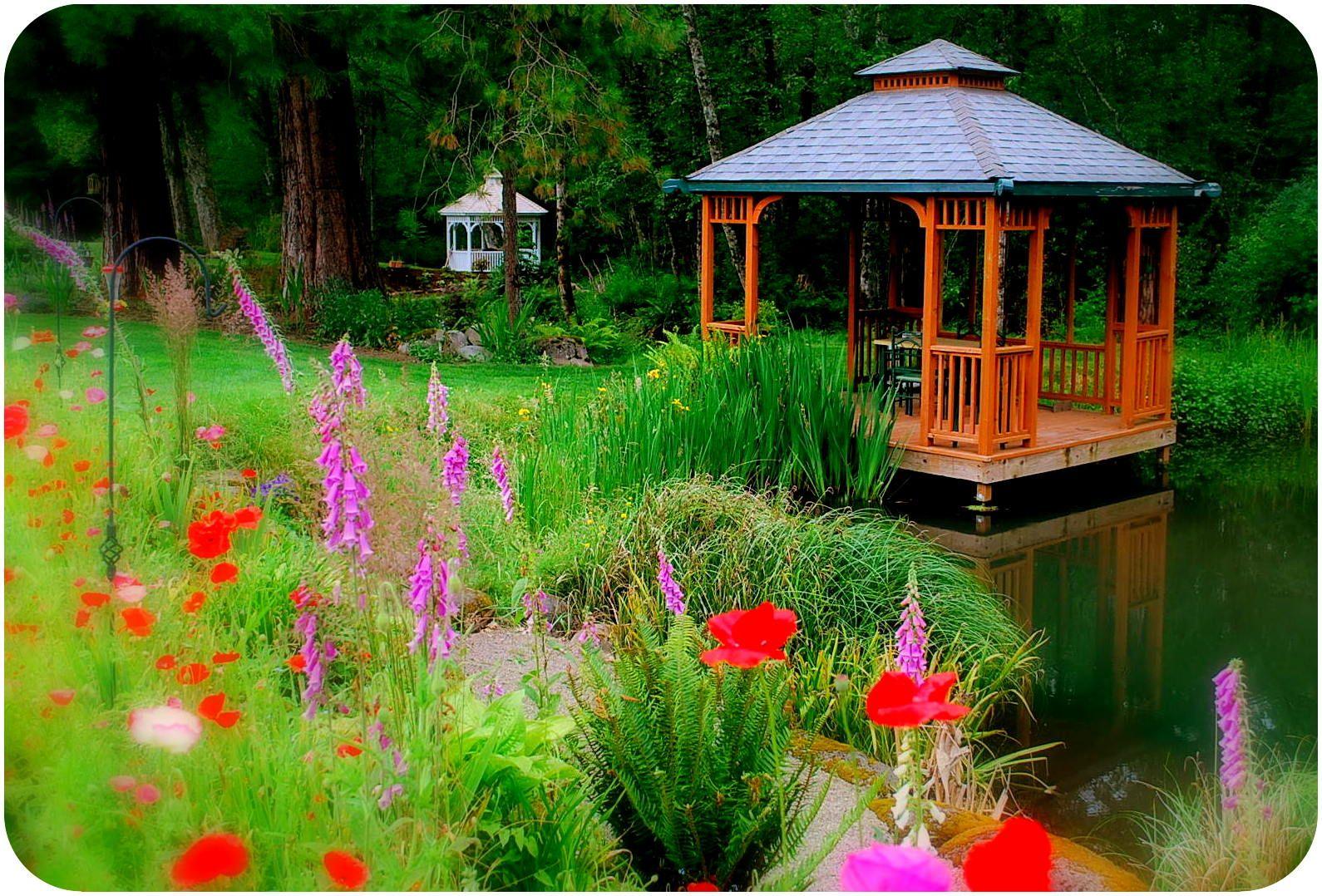 Outdoor Wedding Venues, Garden Events - Knollcrest Gardens ...