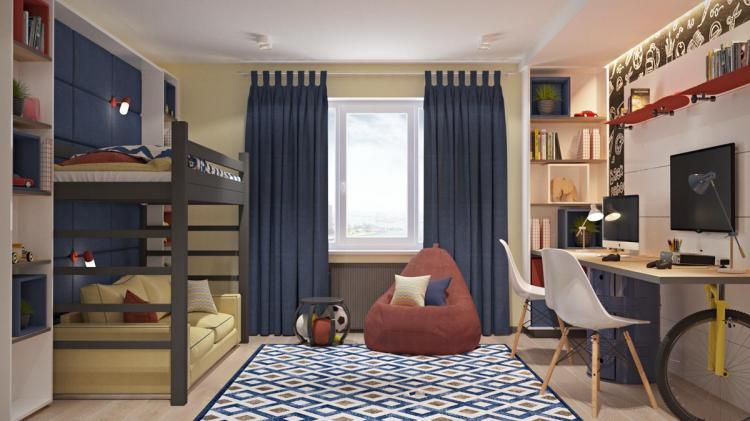 Best 35 Kids Rooms Examples To Help You Plan It Right Kids Rooms Shared Childrens Room Decor Home Decor Examples of children's bedroom decorations