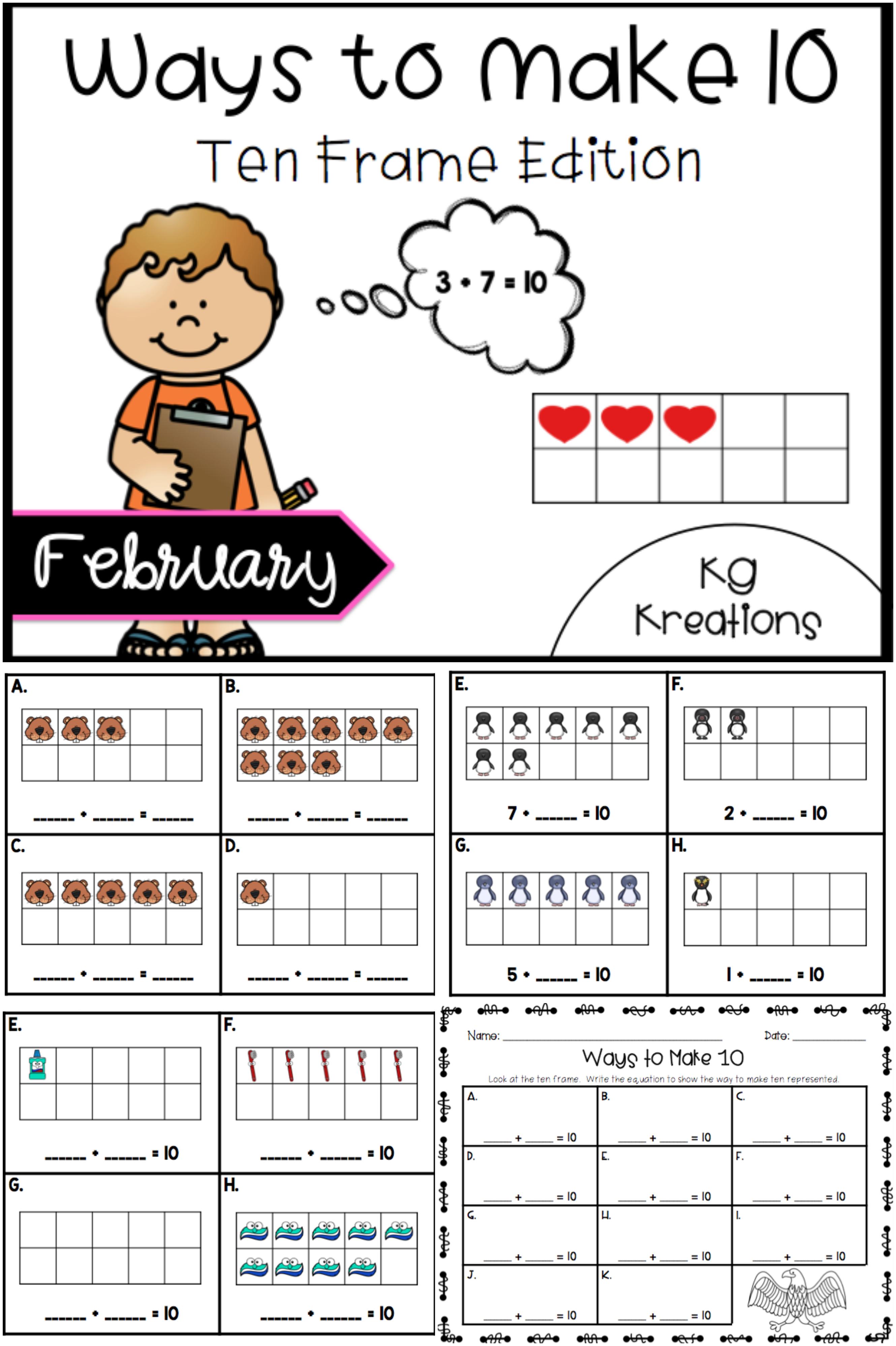 February Ways To Make 10