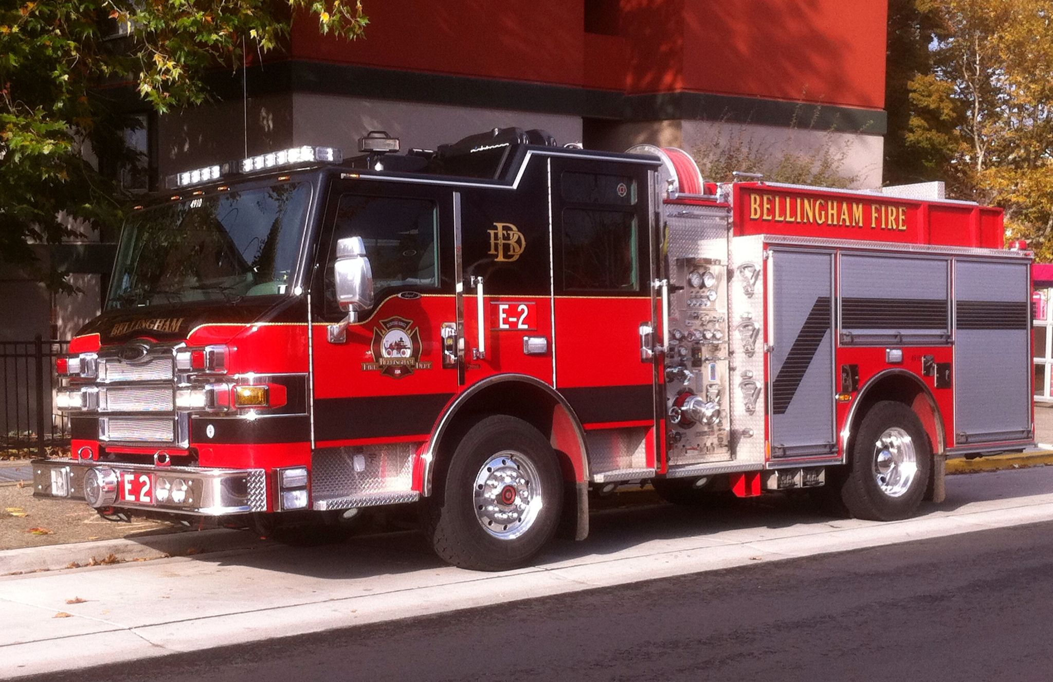 hight resolution of bellingham fire department engine 2 2010 pierce impel 1500 500 fire dept
