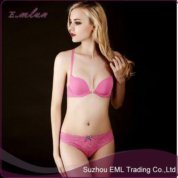 4e1429197da4 Sexy fancy mature ladies push up bra and lace transparent panty set ...
