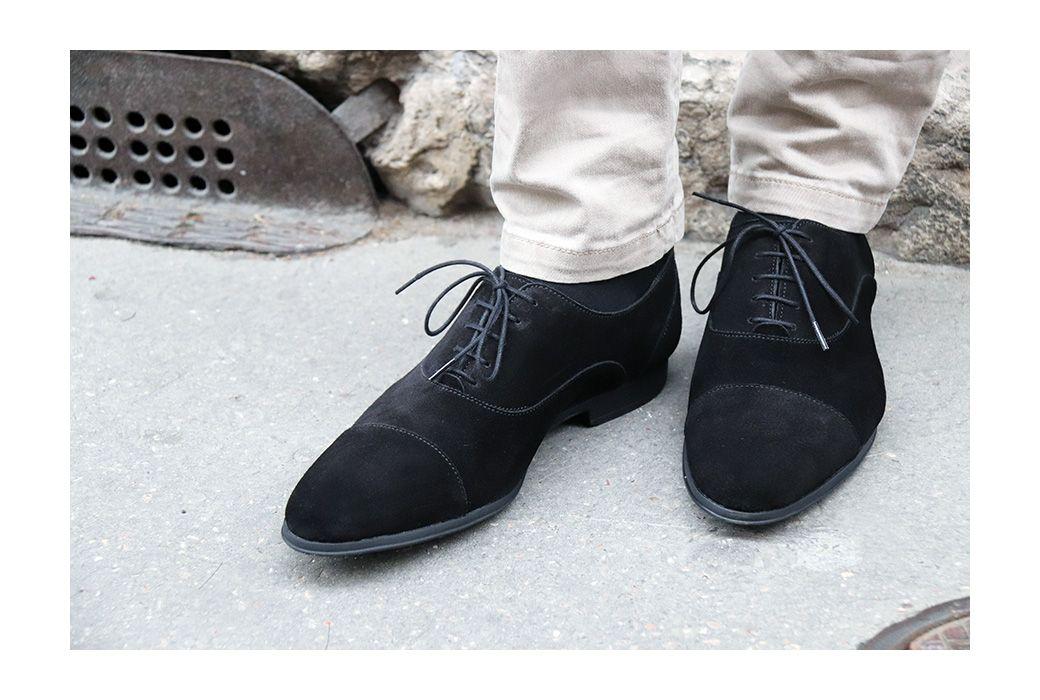 4e4791f0a1aa Chaussure ville homme Richelieus Thane Gomme Urban - Bexley