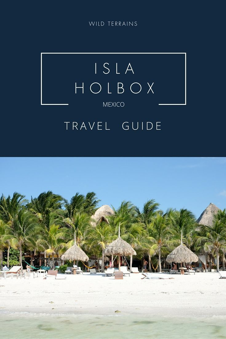 The secret island every traveler needs to know about is Isla Holbox. Read our travel guide for tips on how to get there, where to stay and what to do in Isla Holbox