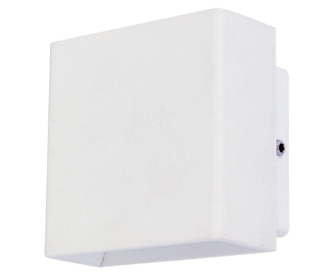 Ledlux miles wall bracket in white lights fans mirrors hardware