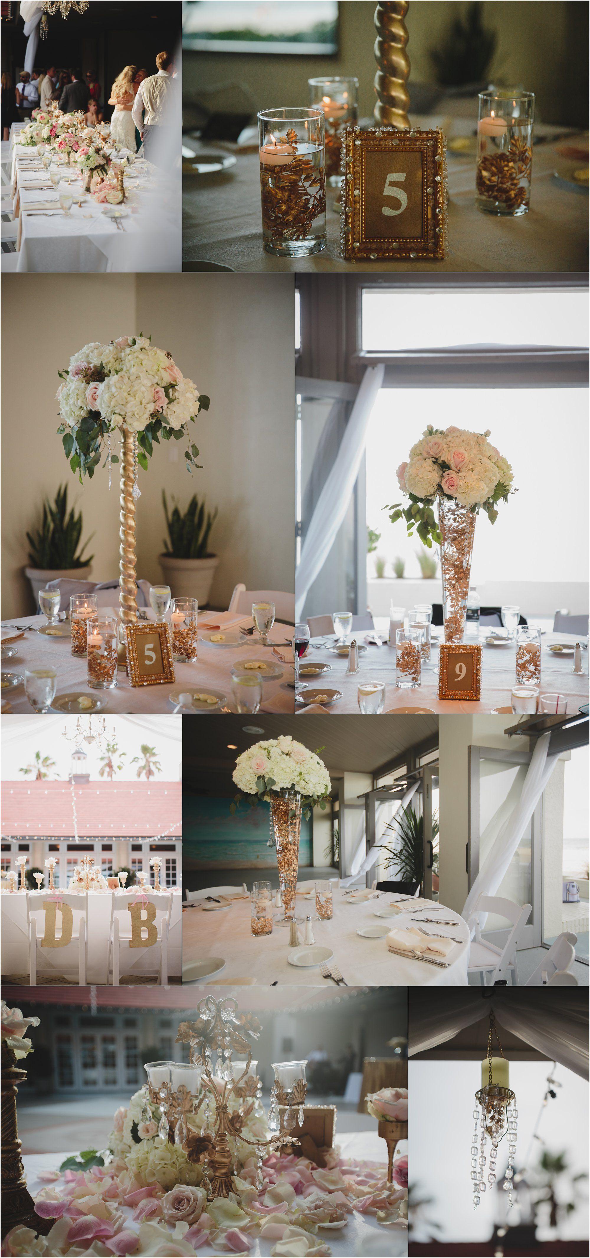 Blush And Champagne Ponte Vedra Inn Club Wedding Spa Lawn Ceremony Surf Reception Kelley S Bloom Room Fs Stephanie W Photography Www