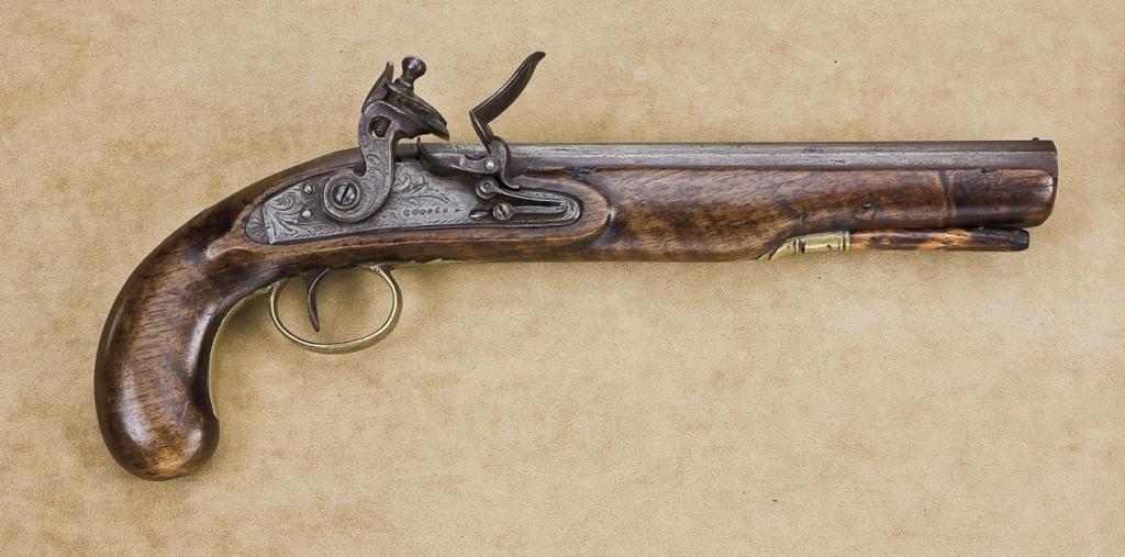 Another Great Pistol Black Powder Guns Flintlock Pistol Antique Guns