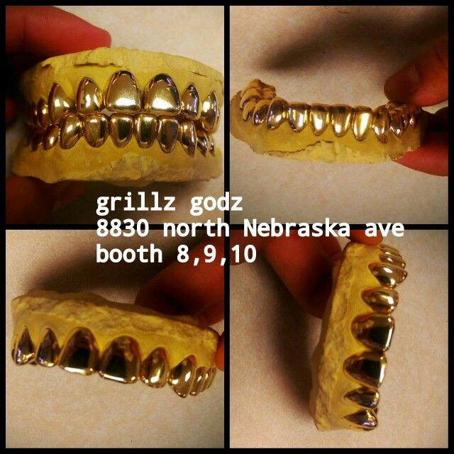 Solid Gold Grillz 10k Instagram Grillzgodz Grillz Gold Grillz Gold Teeth
