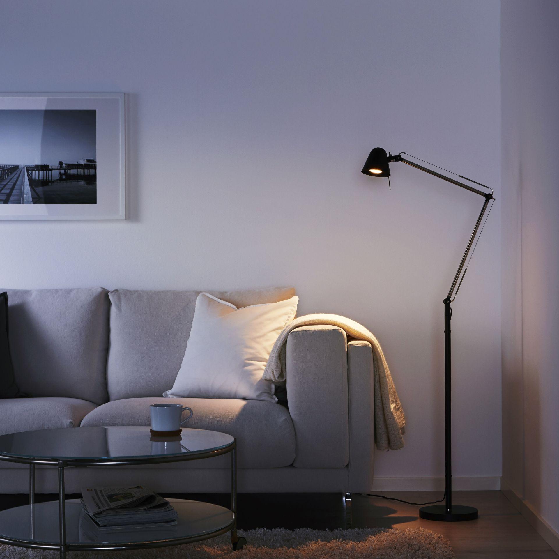 uppbo staandeleeslamp ikea ikeanl ikeanederland designdroom inspiratie wooninspiratie interieur wooninterieur kamer woonkamer werkplek werkplekken