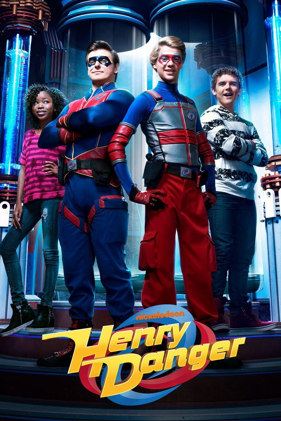 Cast Of Henry Danger Do Their First Comic Con Together In