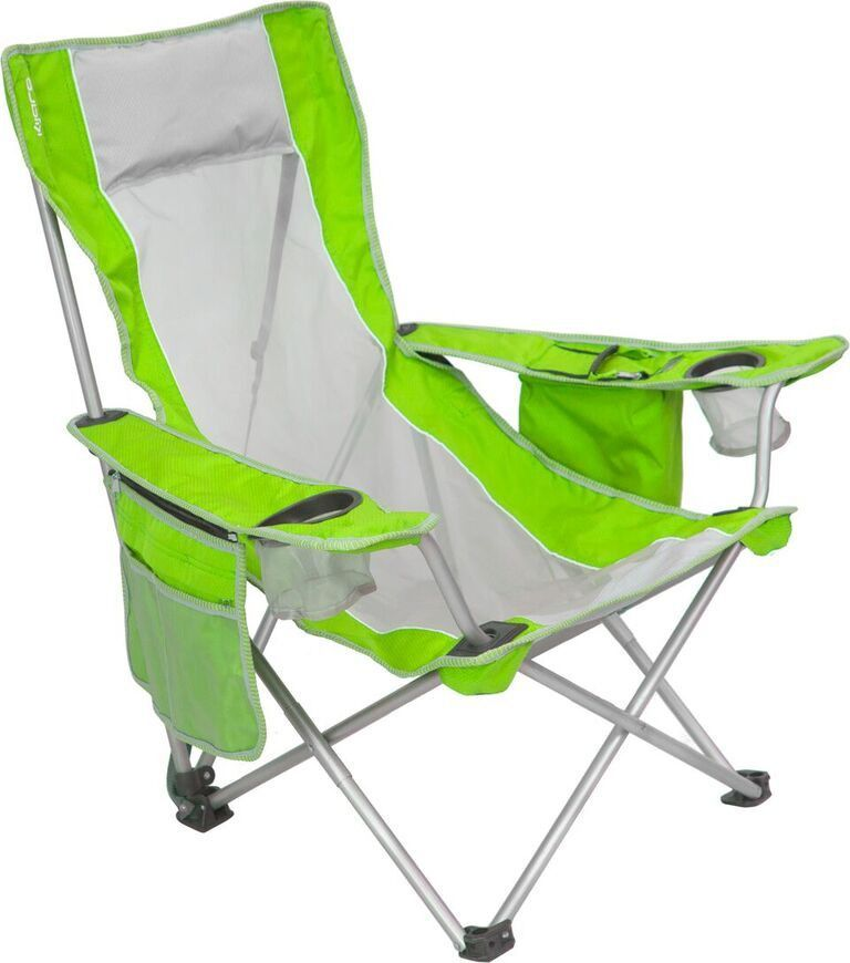 Brilliant Kijaro Coast Beach Sling Chair Key West Lime Green 54080 Gmtry Best Dining Table And Chair Ideas Images Gmtryco
