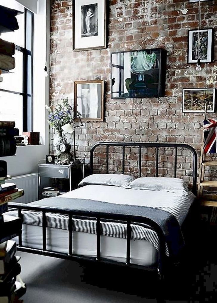 15 Industrial Bedroom Decoration Ideas For Your Dream