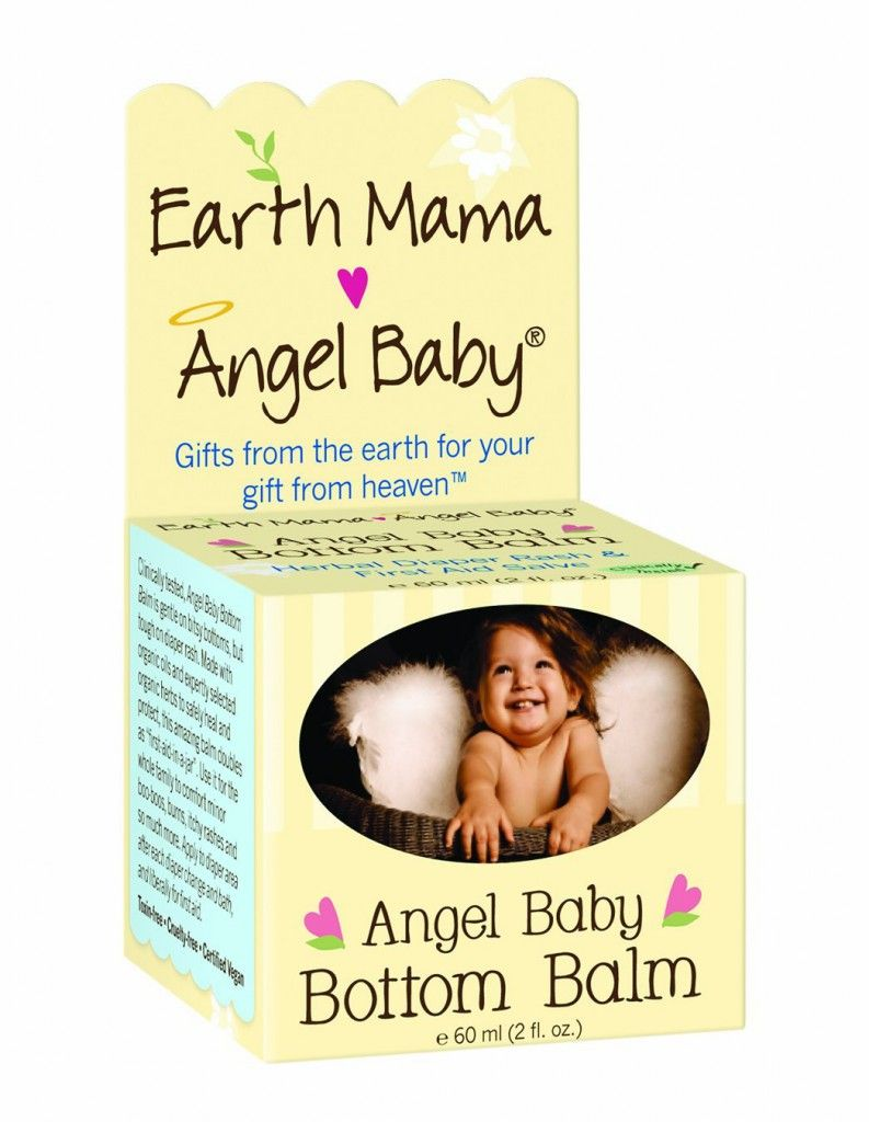 Angel Baby Bottom Balm Diaper Cream Ewg 0 Babygearlab Top