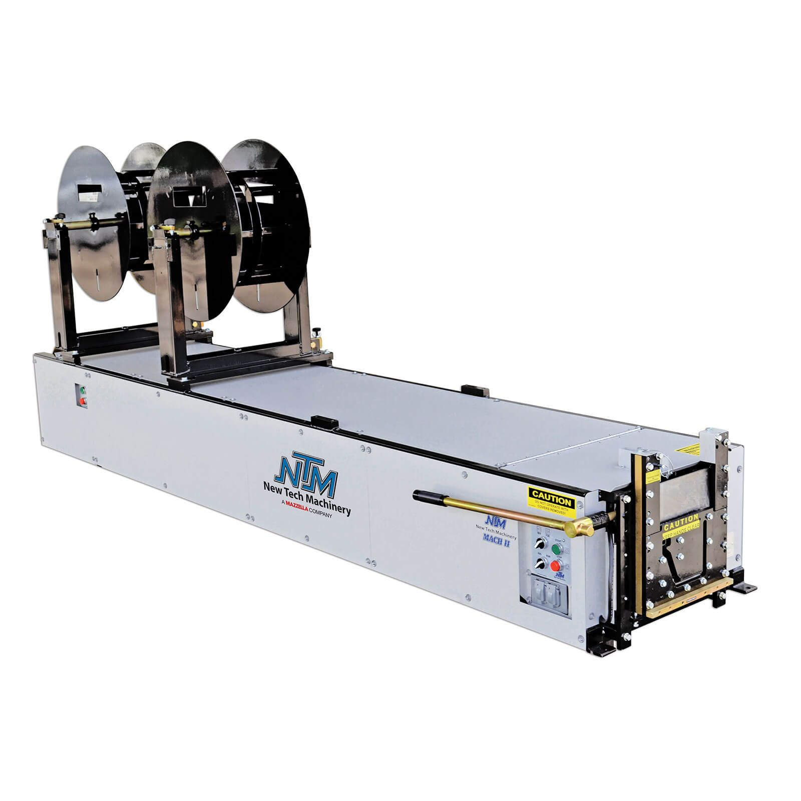Ntm Combo 5 6 Mach Ii Gutter Machine Includes 2 Shears No Reels Or Stands 11 3 4in Gutter How To Install Gutters Gutters