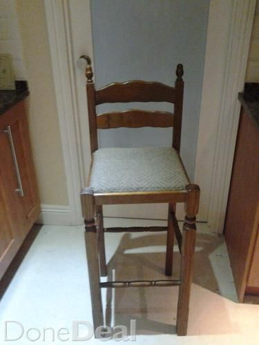 High Stools X 4 For Sale In Limerick On Donedeal Kitchen Sale High Stool Dining Chairs
