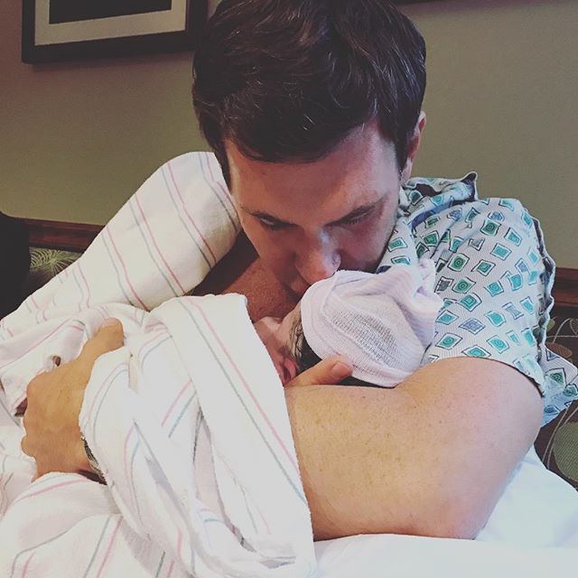 Jeff Lewis And Partner Gage Edwards Welcome Baby Daughter Monroe