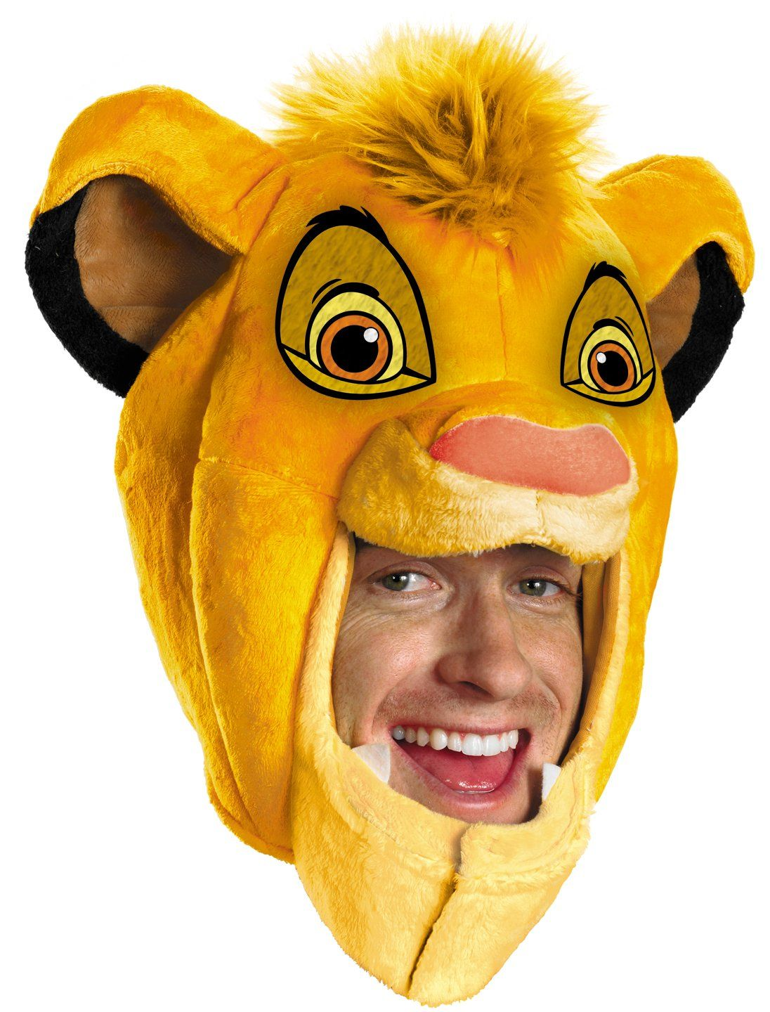 324edfb5d The Lion King - Simba Headpiece (Adult) Description: I just can't WAIT to  be king!! Become the future king of Pride Rock with The Lion King - Simba  ...