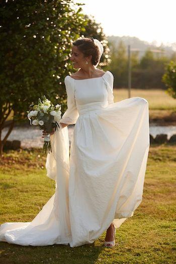 CamariñasSole Alonso Studio Bridal De Con Encaje Boda xBoCed