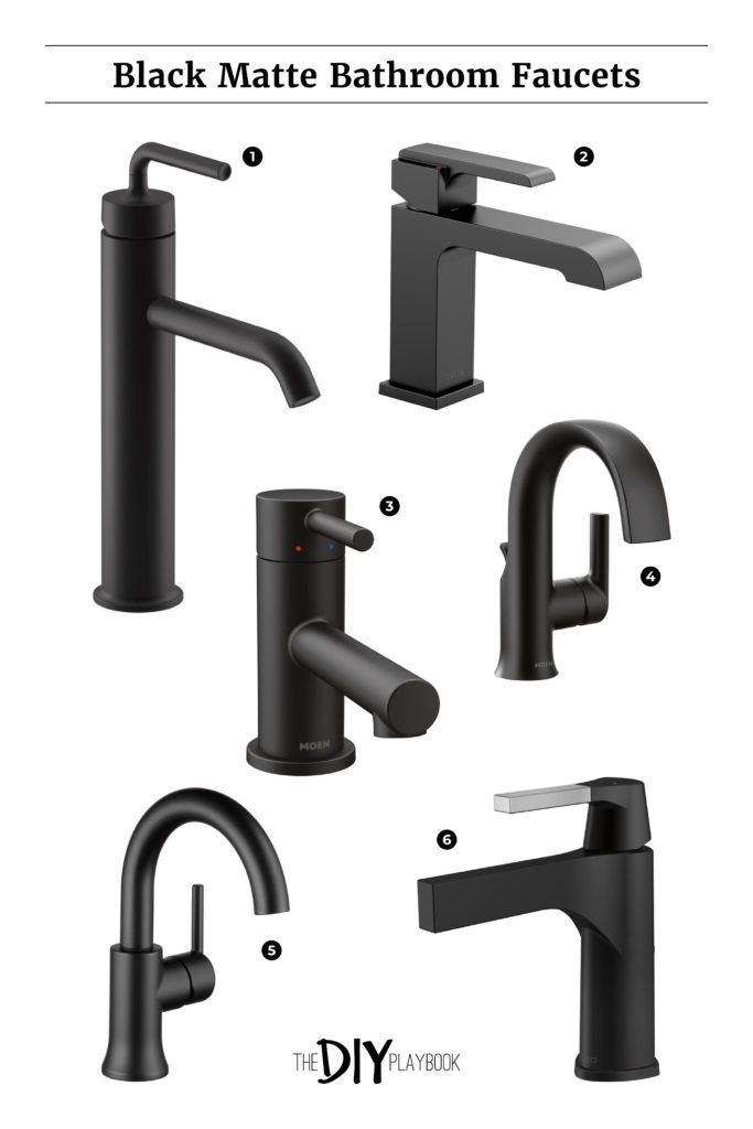 Photo of Looking for a new black bathroom faucet The DIY playbook