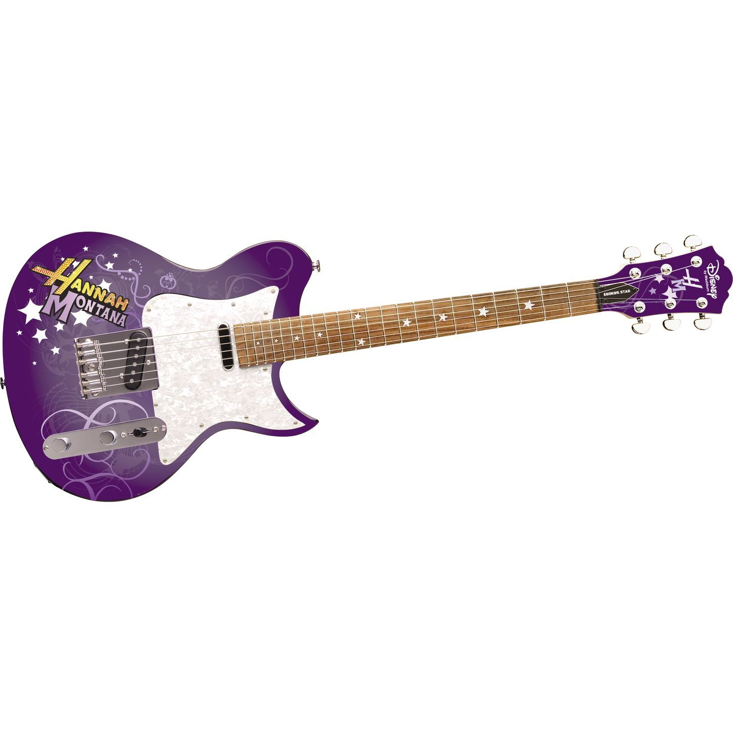 Disney by Washburn Hannah Montana Electric Guitar