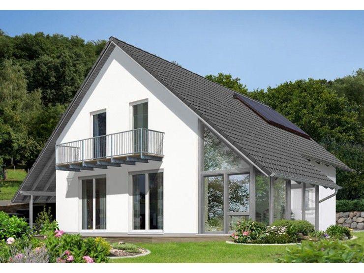 wintergartenhaus 118 einfamilienhaus von town country haus lizenzgeber gmbh hausxxl. Black Bedroom Furniture Sets. Home Design Ideas